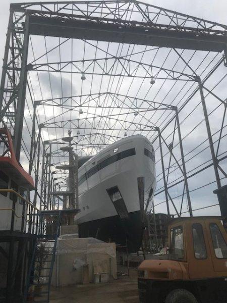 50m Superyacht