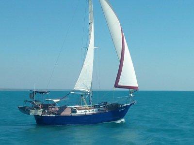 32ft Custom Cruising Yacht