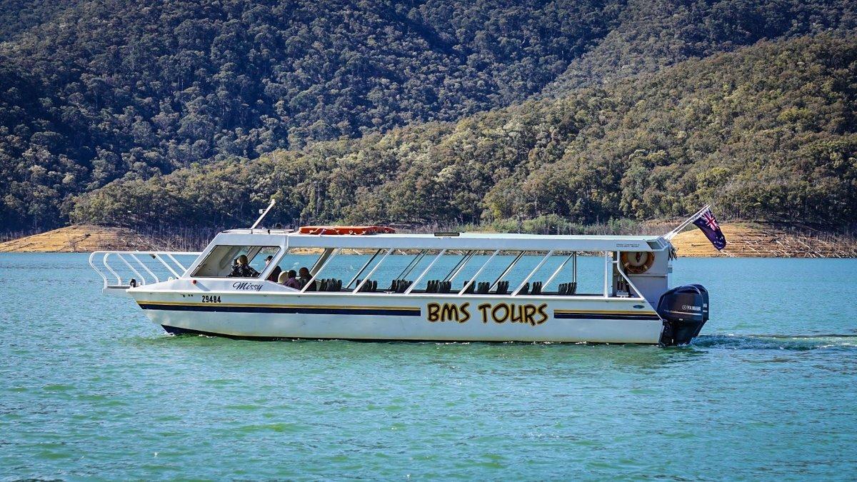 Aluminium River Tour Vessel
