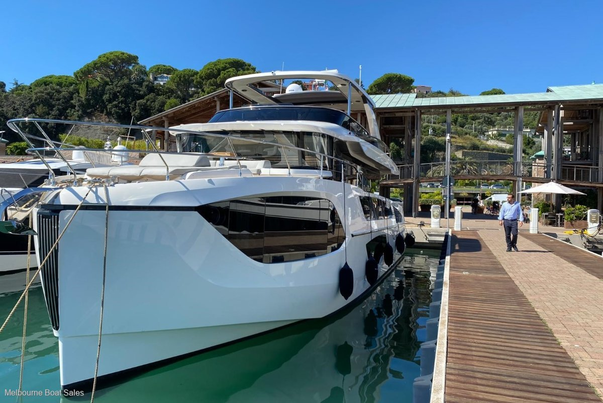 Absolute Navetta 64 - NEW RELEASE - WITH BEACH CLUB OPTION