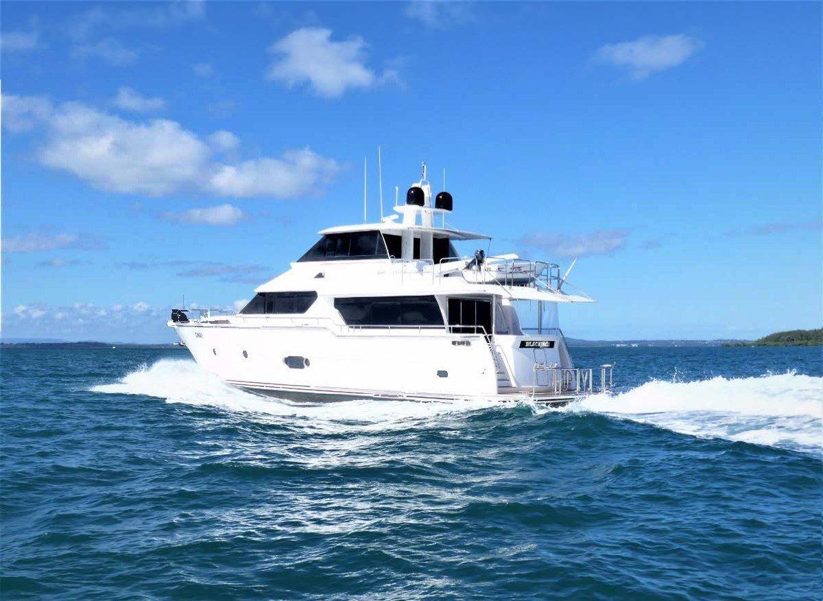 Horizon Yacht V68:Horizon V68 for sale