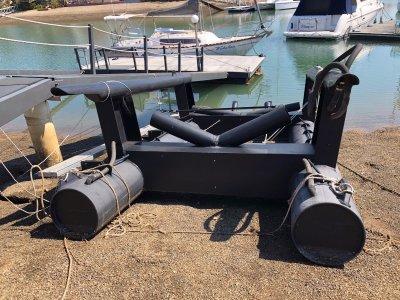 Air Lift Boat Dock Berth