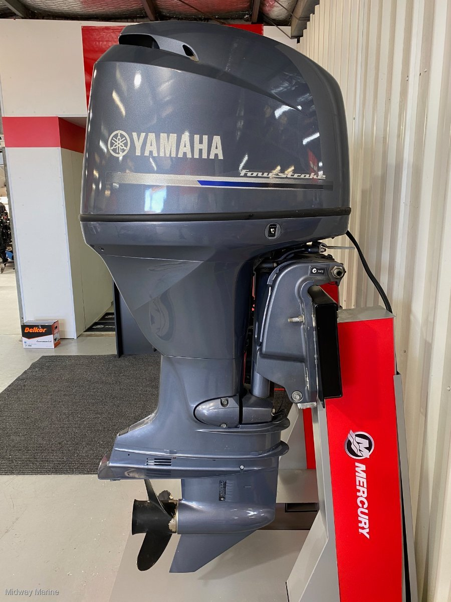 PRE OWNED 115HP YAMAHA 4ST OUTBOARD