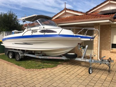 Haines Signature 600F new gear box and low hours
