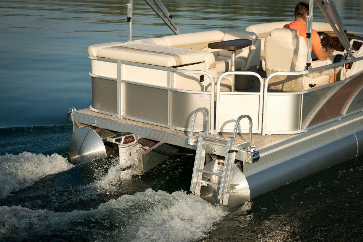 Bennington Pontoon Boat 18 SV 188 SV