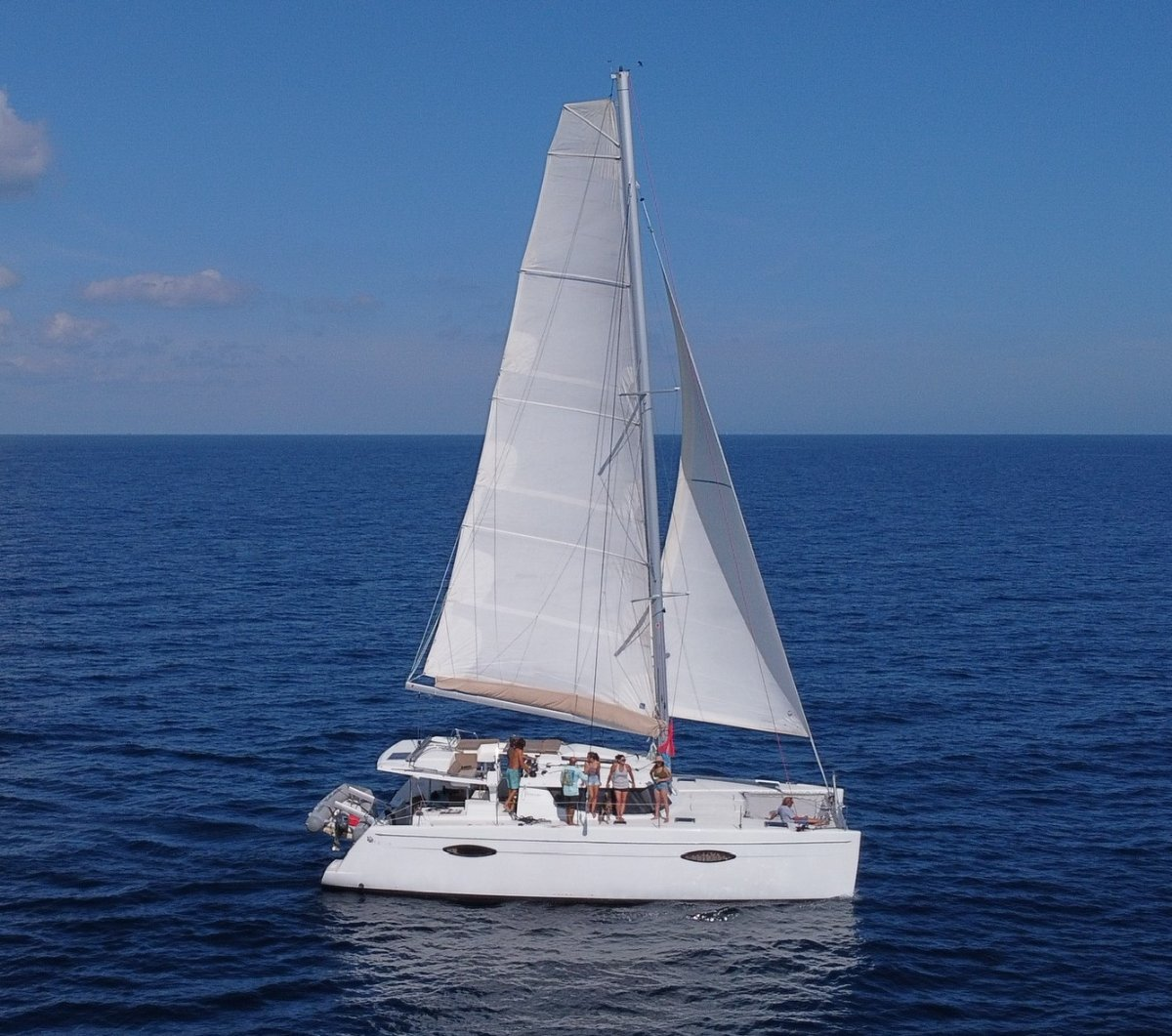 Fountaine Pajot Helia 44 - ready to sail away!