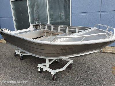 Searano 4m Basic Aluminium Dinghy (Hull Only Price)