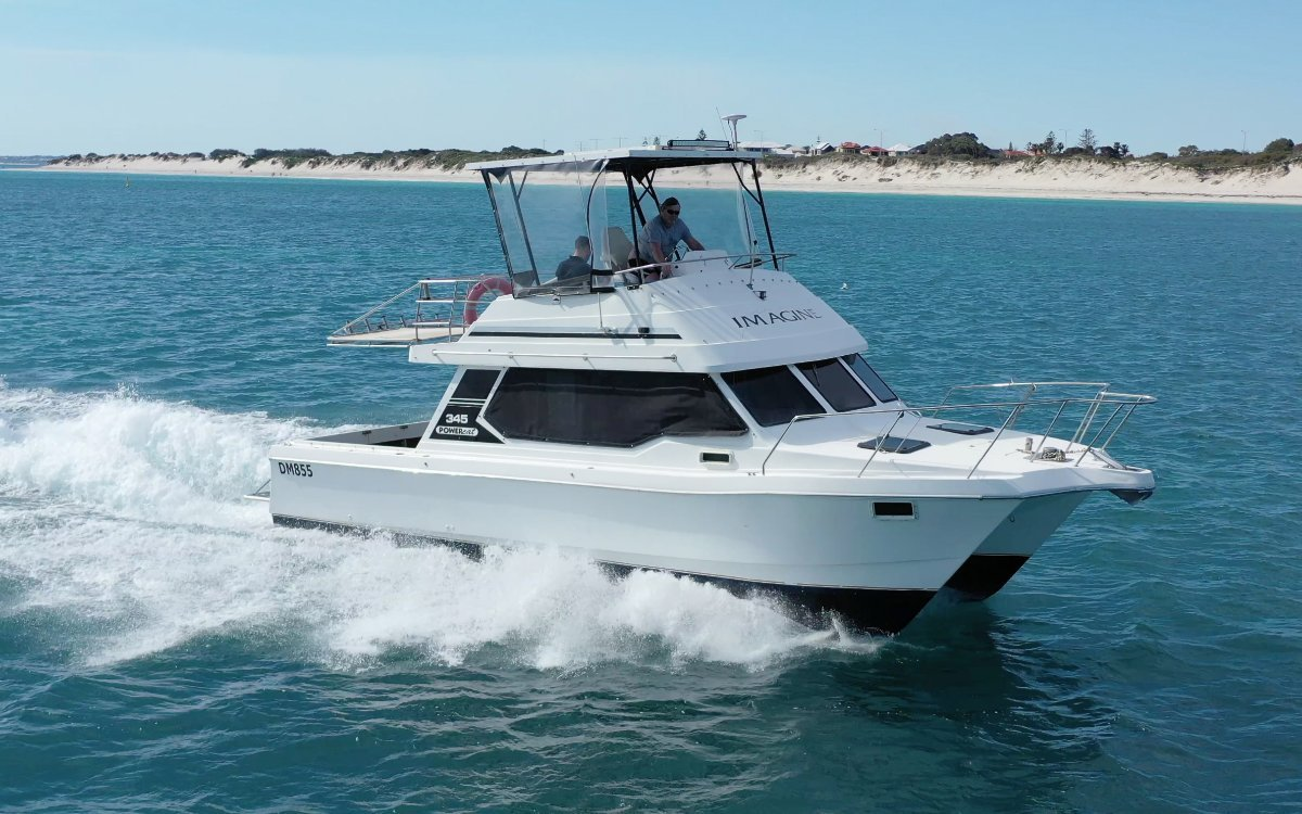 Powercat 348 *PRICED TO SELL QUICKLY*