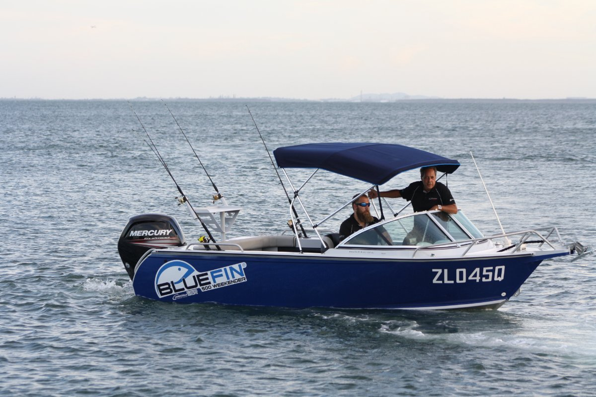 Bluefin 5.00 Weekender