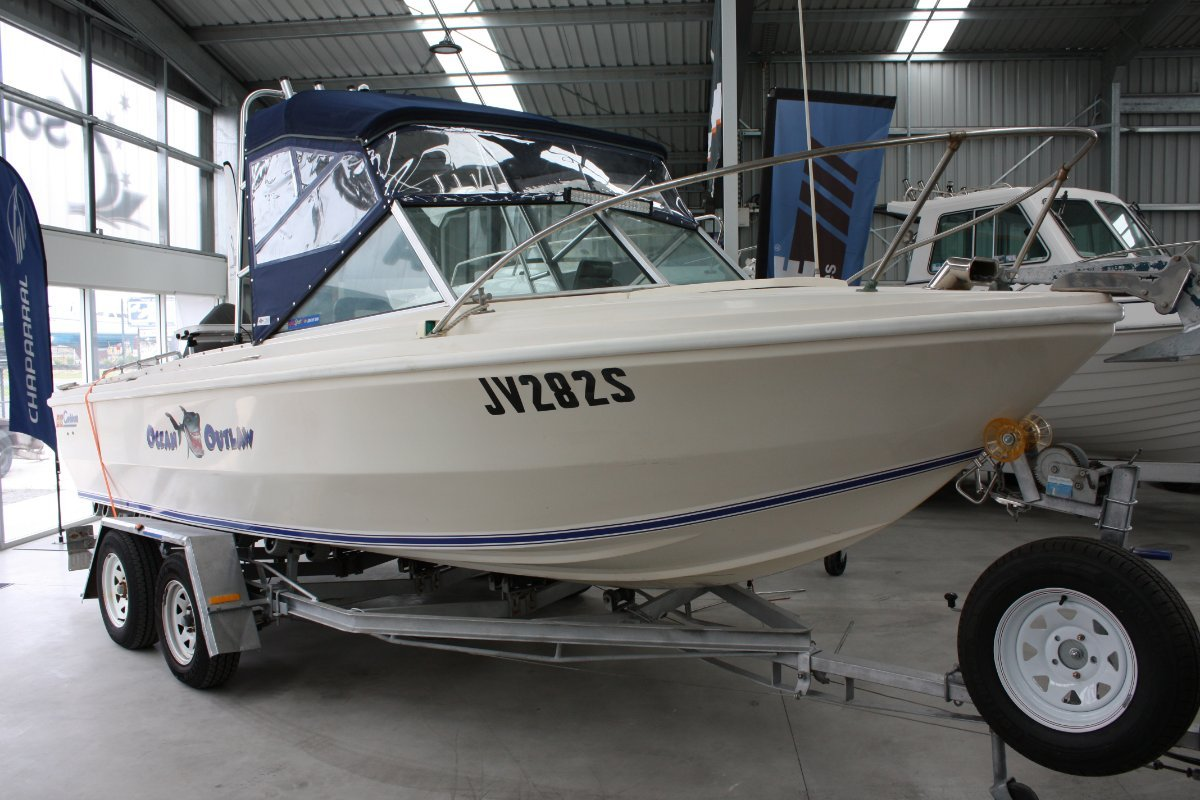 Caribbean Runabout 203 in great condition