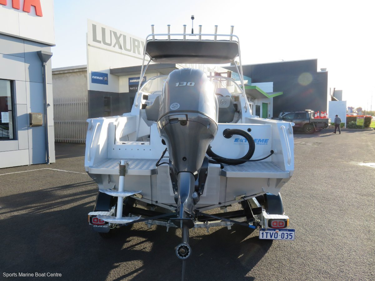 Extreme 605 Sport Fisher