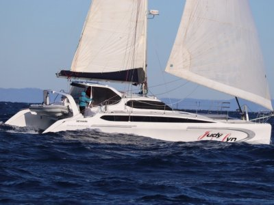 Chamberlin 44 Performance Cruising Catamaran