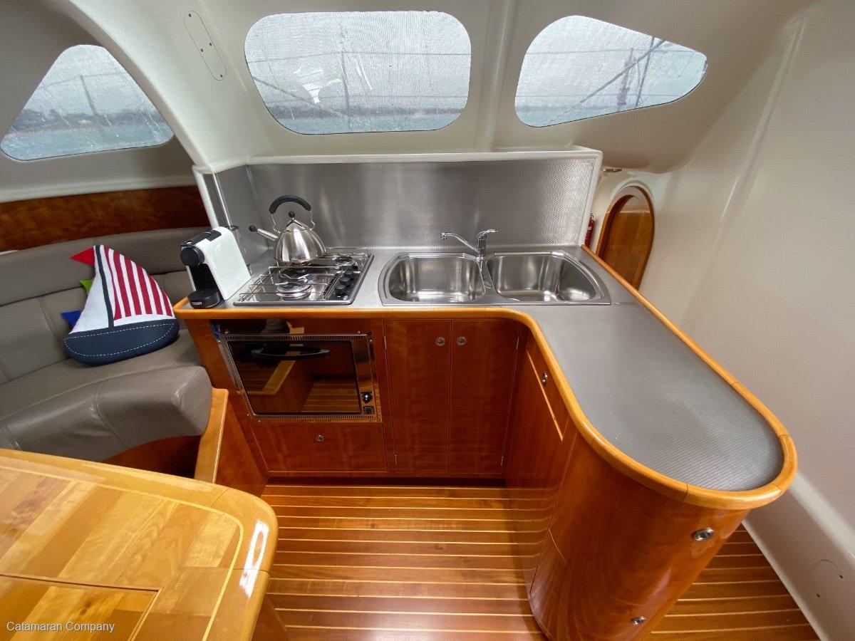 Chamberlin 44 Performance Cruising Catamaran