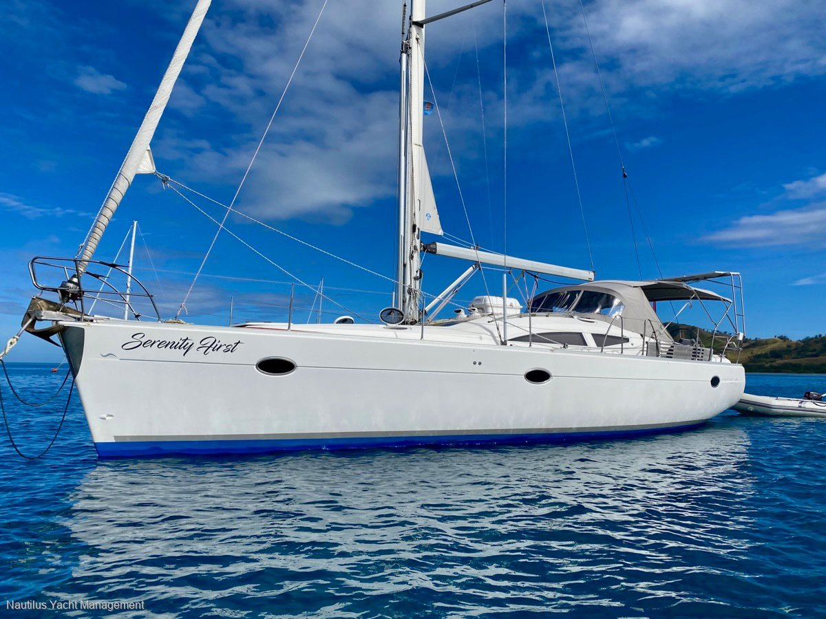 Elan Impression 434 Just refitted and ready for ocean cruising
