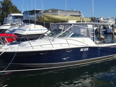 Pursuit 2800 Offshore GREAT FISHING RIG WITH TWIN 4 STROKES!!