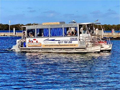 PARTY BOAT - LIFESTYLE BUSINESS OPPORTUNITY- Click for more info...