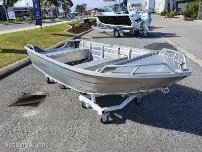 Searano Searano 3.65m 'Sword' Aluminium Dinghy (Hull Only)