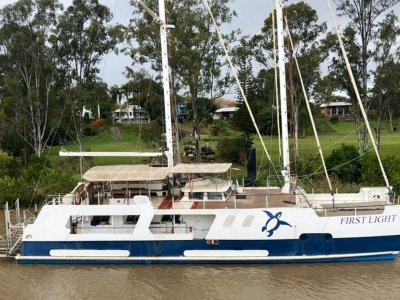 23.91m Commercial Steel Motor Sailer