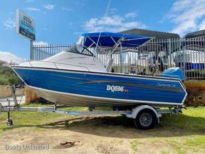 Savage 540 Bluewater GREAT FOR THE FAMILY AND FISHING