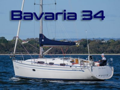 Bavaria 34 - Only One owner from NEW