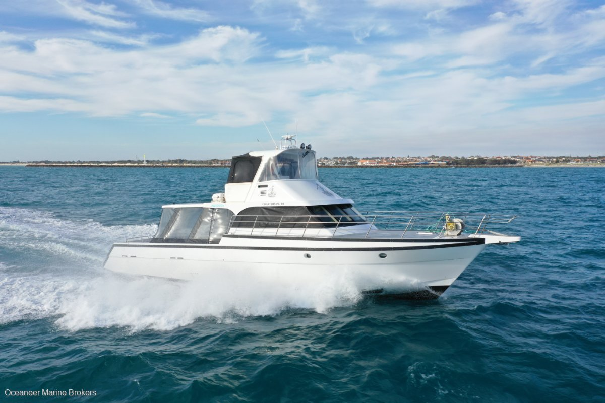 Westcoaster 53 CHARTER VESSEL - FULLY REBUILT ENGINE - ZERO HOURS