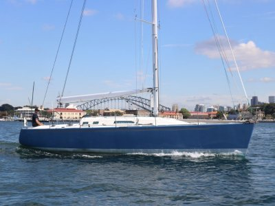 X-Yachts IMX40
