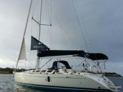 Beneteau First 41s 5 Perfect for racing, cruising and live aboard.