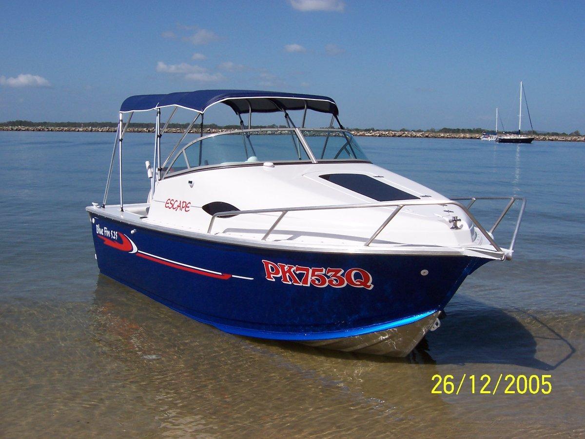 Bluefin 5.40 Castaway