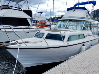 Mariner 26 Pacer Flybridge Cruiser NEW ENGINE, VERY ECONOMICAL, MANY UPGRADES