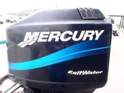 140hp MERCURY SALTWATER SERIES