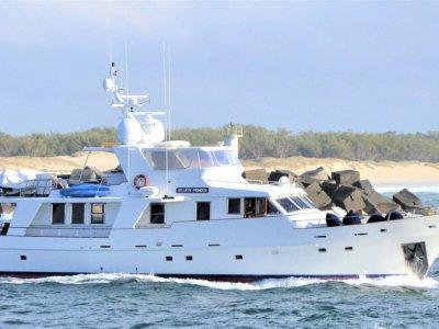 GE-TA Corp 86' Motor Yacht Atlantic Princess