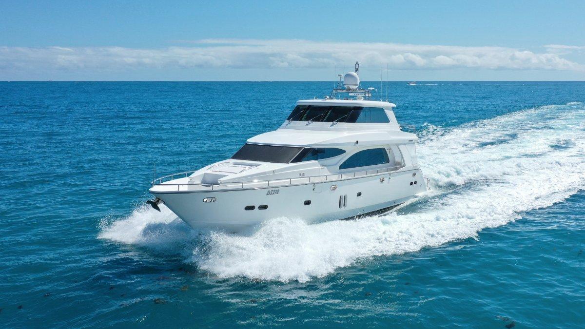 Horizon Yacht E73 - Present Offers