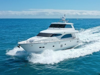 Horizon Yacht E73 - Present Offers