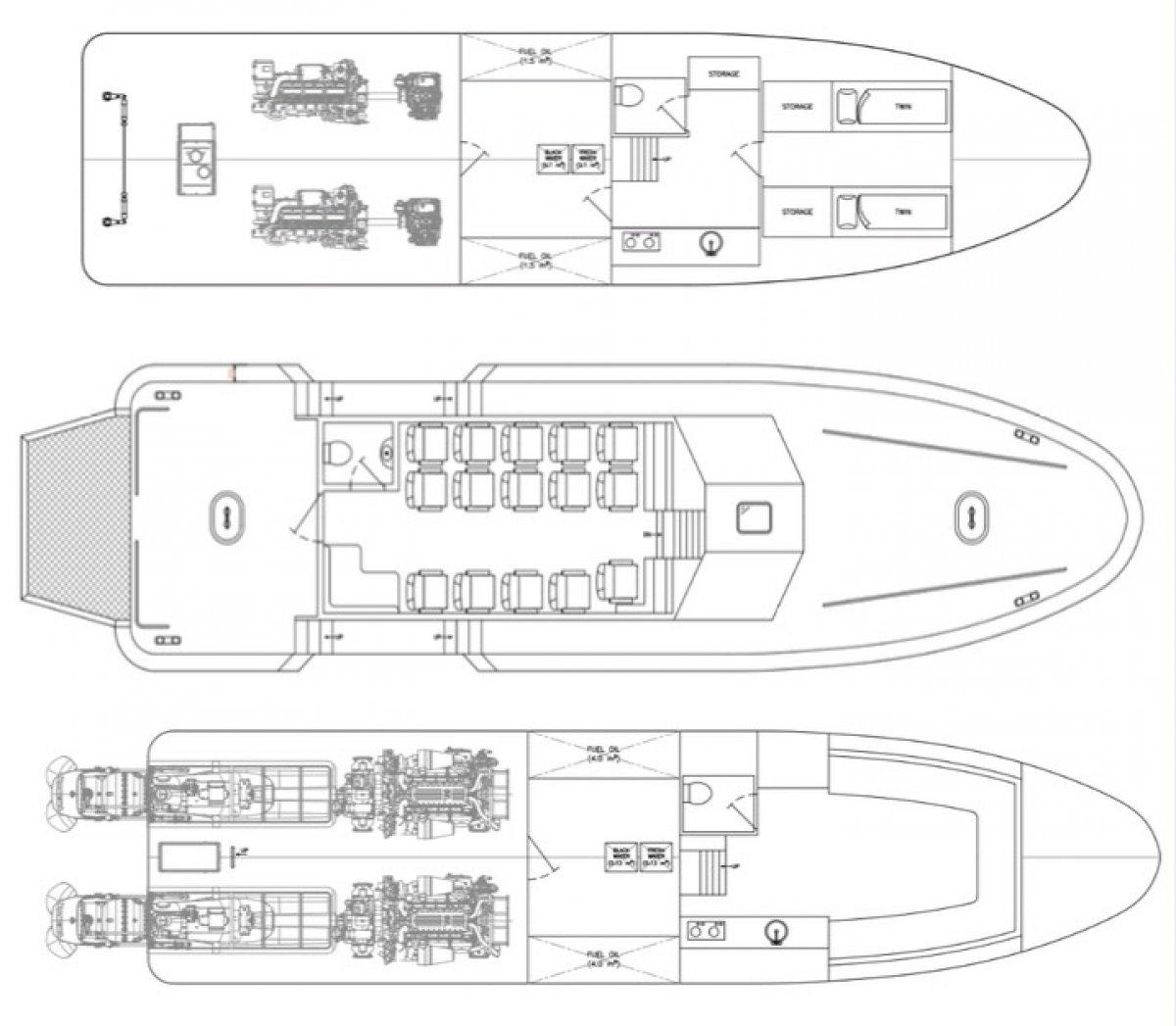 16m Pilot Cutter