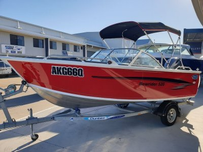 Stessco Bowrider 520