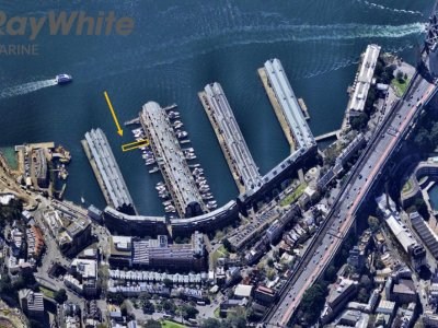 19.5m Walsh Bay Marina Berth - For Sale