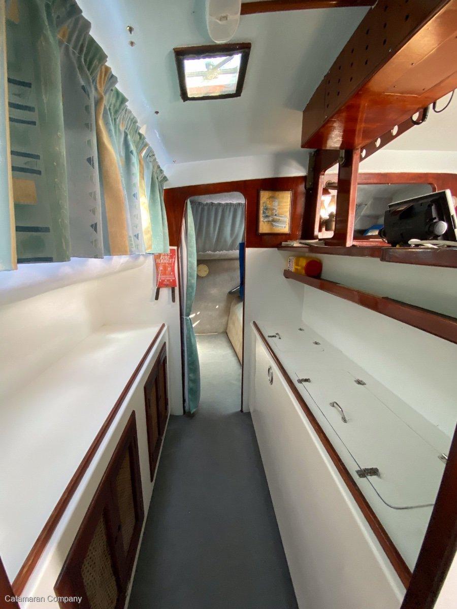 Simpson Cloud 12 Three Cabin