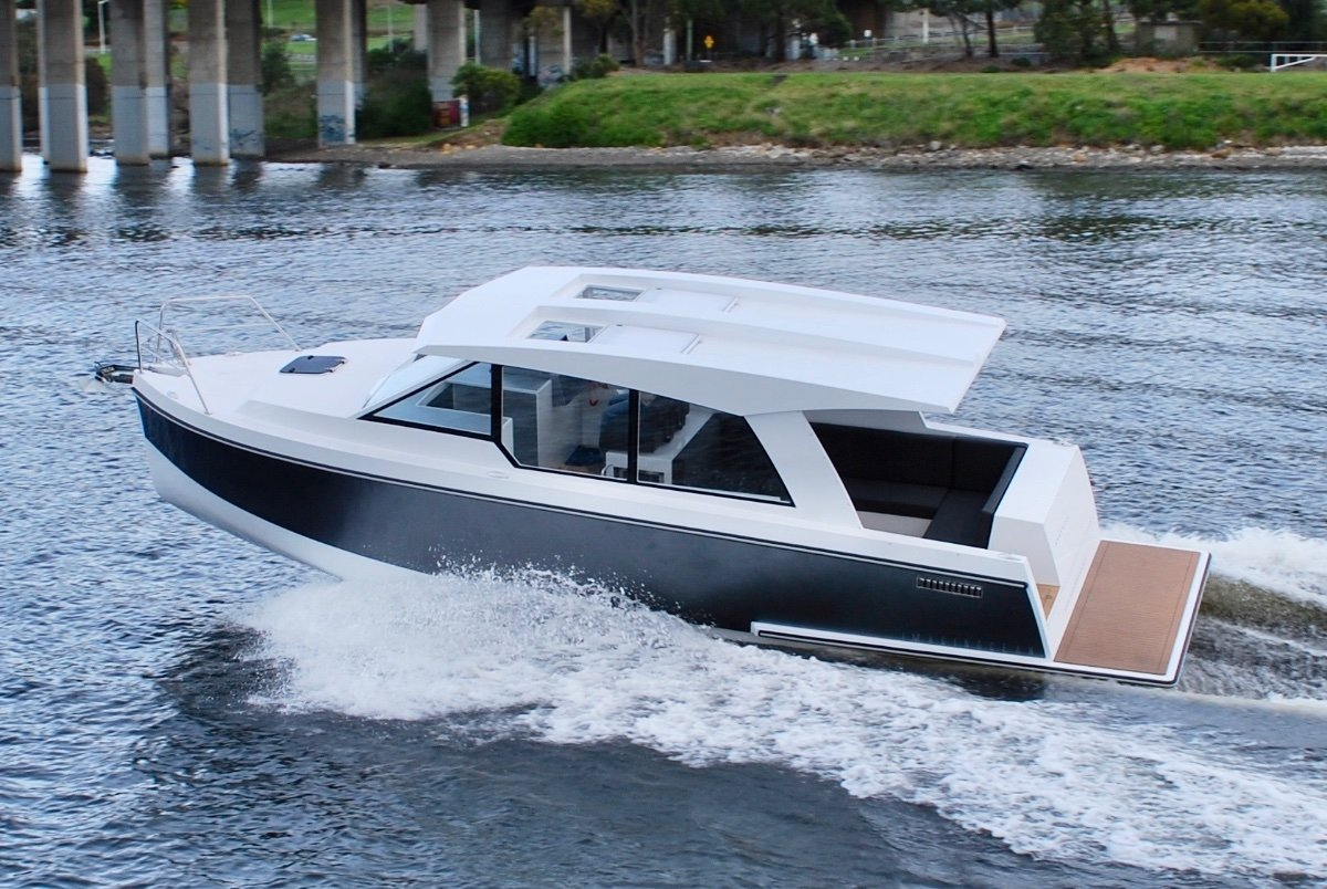 EXCEPTIONAL CRUISER UNRIVALLED PERFORMANCE & STYLE