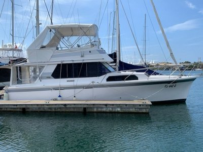 Fairway 36 Flybridge Cruiser Mark 2