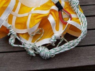 Yacht Drogue: Para-Anchor Mark 2