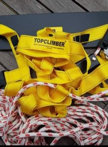 Top Climber Solo Mast Climbing System