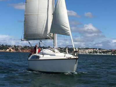 Maxi Yachts 77 26ft yacht Sydney Harbour Payment Plan