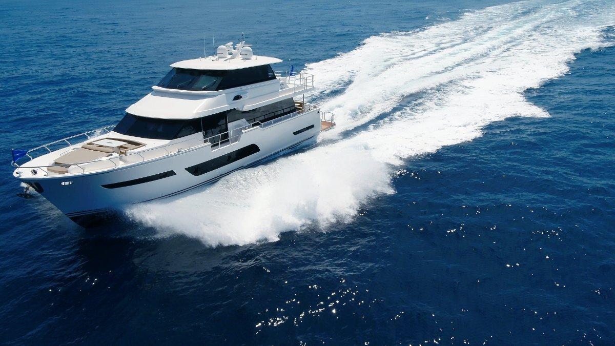 Horizon Yacht V81:Horizon V81 for sale