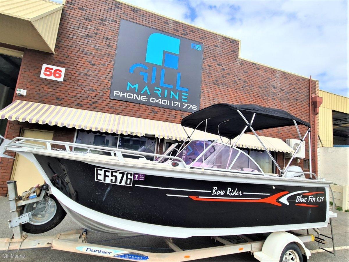 Bluefin 5.25 Bowrider 90HP HONDA VTEC 4 STROKE GREAT FAMILY FISHING BOAT