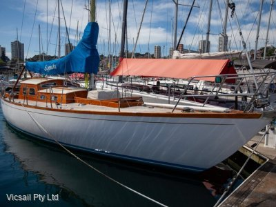 Swanson 40 Classic Yacht