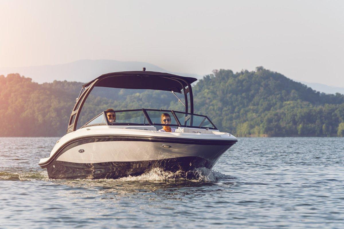 Sea Ray 19 SPX OB Bowrider