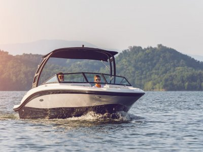 Sea Ray 19 SPX OB Bowrider