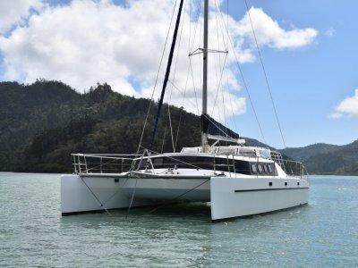 Custom 47ft cruising catamaran