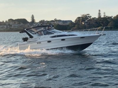 Bayliner 2955 Avanti SECOND CHANCE - SALE FALLEN OVER