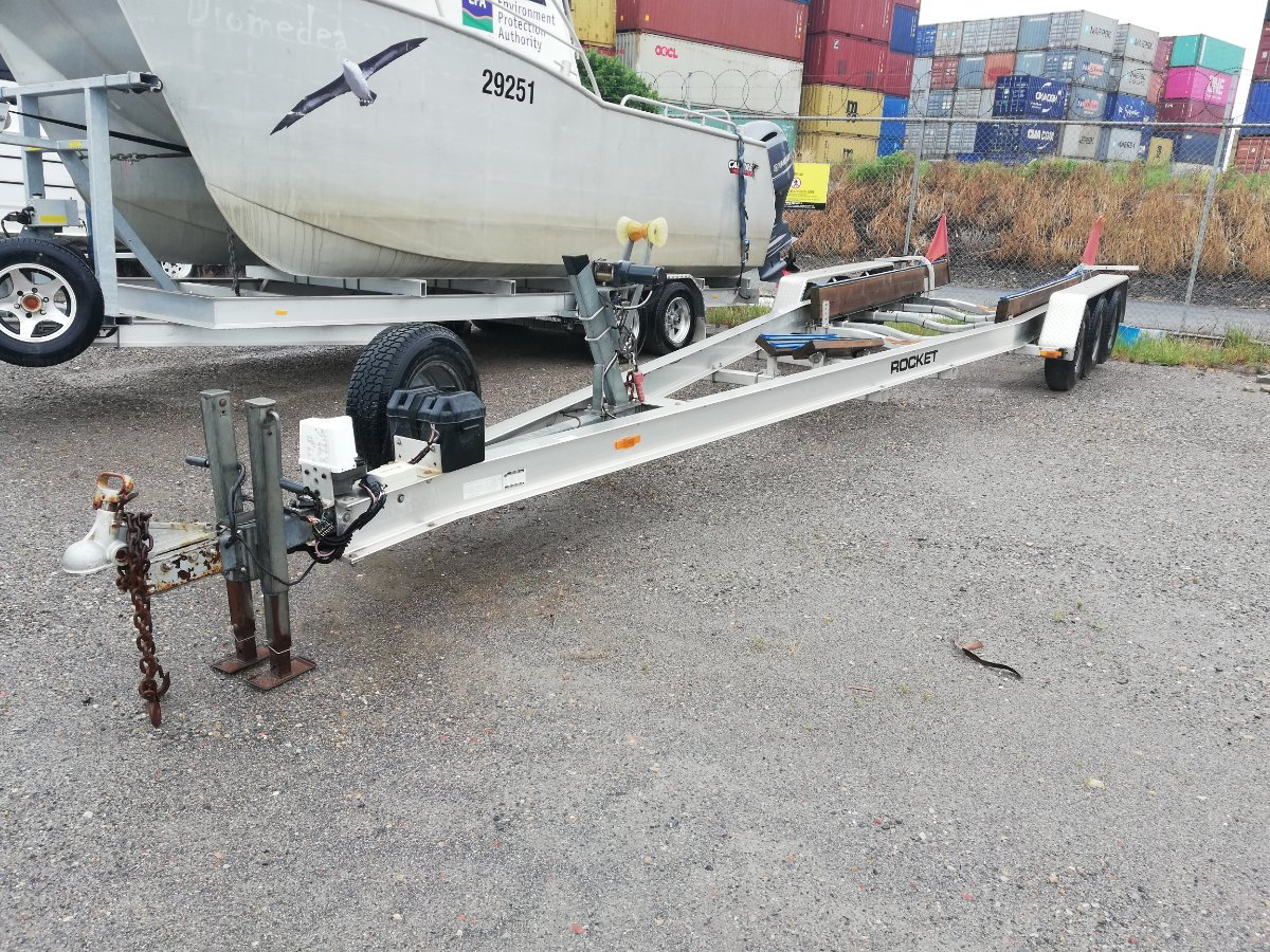 2011 Trailer Solutions Alloy Tr Axle